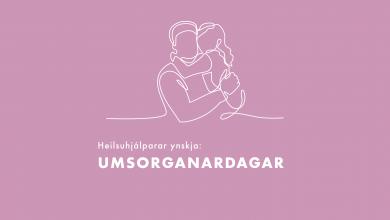 Photo of Valynski: Umsorganardagar