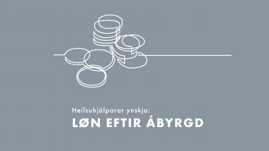 Photo of Valynski: Løn eftir ábyrgd