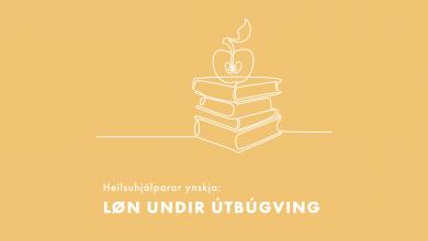 Photo of Valynski: Løn undir útbúgving